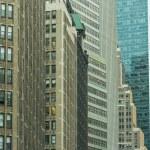 Manhattan broadway — Stock Photo