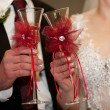 Wedding toast - Photo