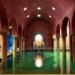 Arab Baths in Granada, Andalusia, Spain — Stock Photo