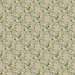 Vetorial Stock : Green circles seamless pattern
