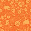 Stock vektor: Happy Halloween!