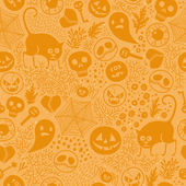 Feliz halloween! — Vector de stock