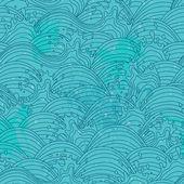Sea wave background — Stock Vector