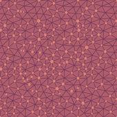 Seamless pattern crystal lattice. — Stock Vector