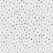 Seamless pattern crystal lattice — Stock Vector