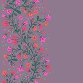 Ramos de flores — Vetorial Stock
