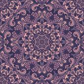 Oriental ornate seamless pattern. — Stock Vector
