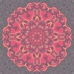 Flower Mandala. Abstract element for design — Stock Vector #48649897