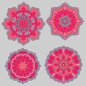 Arabesques. Decorative element. — Stock Vector