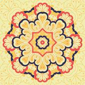 Arabesque. Decorative element. — Stock Vector