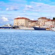 Old Istrian town in Novigrad, Croatia. - Photo
