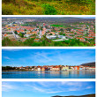 Royalty-Free Stock Photo: Set of photo of the Istrian part of the Adriatic coast