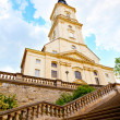 Church in the Germany Thueringen - Stock Photo