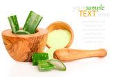 Aloe-vera — Stock Photo