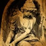 Angel statue — Stock Photo #23249908