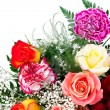 Flowers bouquet — Stock Photo #23469952