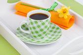 Expresso coffee — Stock Photo