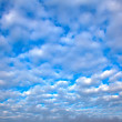 Royalty-Free Stock Photo: Cloudy sky