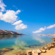 Stock Photo: Island of Pag in Croatia