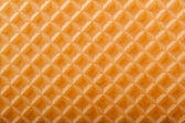 Wafer texture for background. — Stock Photo