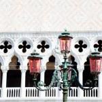 Old street-lamp in Venice — Stock Photo #28042891