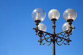 Old street-lamp — Stock Photo