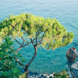 View of the Amalfi Coast, Italy. — Stock Photo