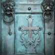 ������, ������: Holy Cross old door Amalfi Cathedral Italy