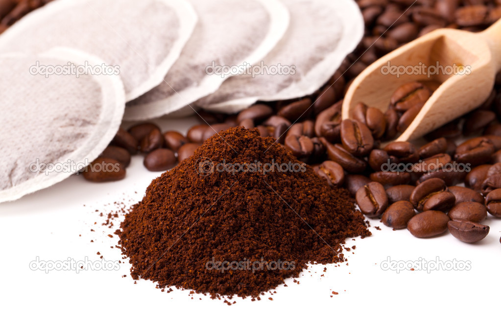 ground coffee stock photo - photo #16