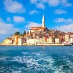 Old Istrian town in Porec, Croatia. — Stock Photo #43746039