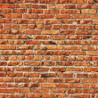 Red brick wall background — Stock Photo #20106501