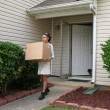 Moving Out — Stockfoto