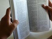 Книга мормона — Стоковое фото
