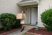 Moving Out — Stock Photo
