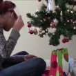 Christmas Anticipation — Stockvideo #19360201