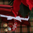 Red Christmas Box — Stock Photo #38008211