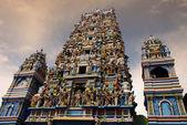 Templo hindu — Fotografia Stock