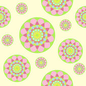 Seamless pattern di vettore abstact — Vettoriale Stock