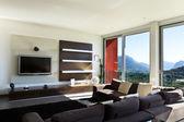 Moderní dům interiér — Stock fotografie
