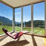 Modern house interior — Stock Photo #20355055