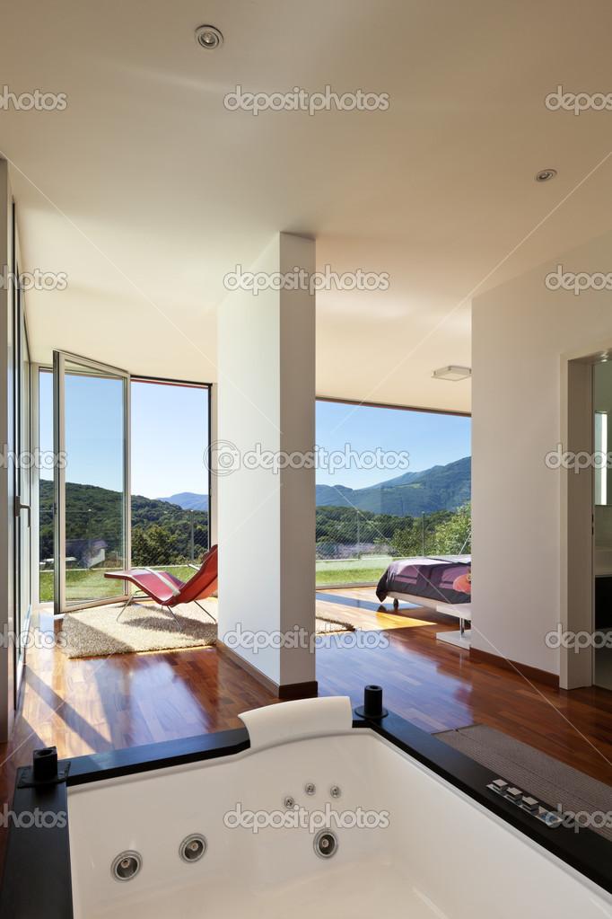 Modern huis interieur stockfoto zveiger 20353767 - Interieur modern huis ...