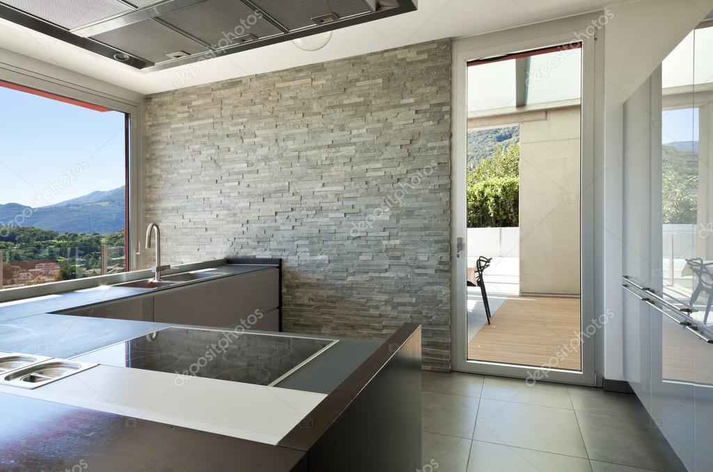 Maison interieur moderne photographie zveiger 20355579 - Photo interieur maison ...