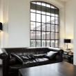 Interior home, living room - Stock fotografie