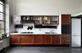 Interieur huis, keuken — Stockfoto