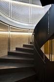 Iron staircase — Stock Photo