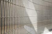 鋼鉄格子 — ストック写真
