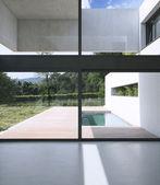 大现代之窗 — 图库照片