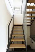 Interieur, moderne chalet — Stockfoto