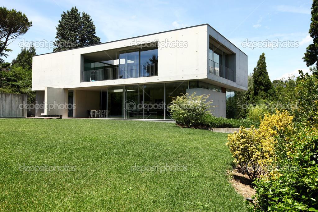 Maison Moderne Design En Beton Photographie Zveiger 26946565