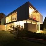 modern huis — Stockfoto